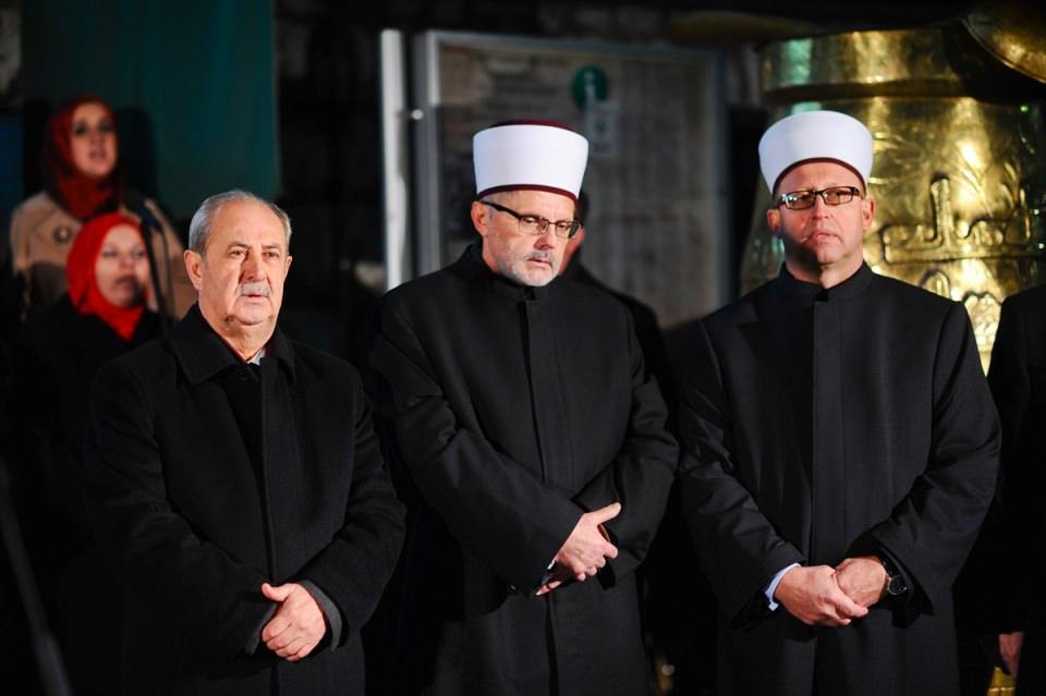 Saraybosna'da 'Selam ya Resulallah' etkinliği