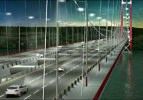 Çanakkale Köprüsü'nün görselleri ilk kez açıklandı