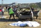 Riva'da trafik kazası: 4 ölü
