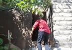 Tarihi surlarda polisi şaşkına çeviren mafya evi!