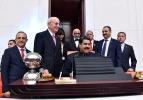 Venezuela Devlet Başkanı Nicolas Maduro, Türkiye'de