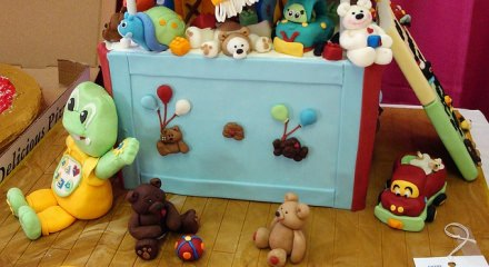 Birbirinden şık oyuncak kutusu modelleri