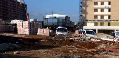 17. kattan düşen inşaat işçisi hayatını kaybetti