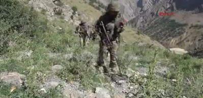 1 haftada 45 PKK'lı terörist öldürüldü