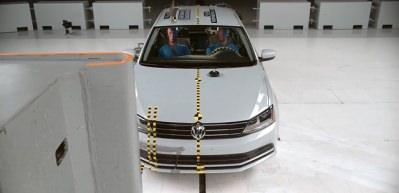 2017 Volkswagen Jetta çarpışma testi