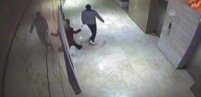 20 ay kaçtı, plazada böyle yakalandı