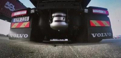750 ton çeken Volvo TIR!