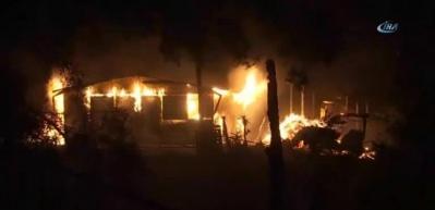 Trump, Kaliforniya'daki yangın için acil durum ilan etti