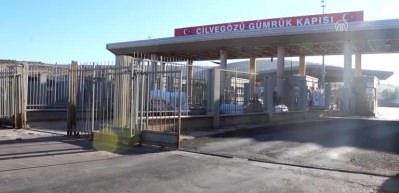 Cilvegözü Sınır Kapısı ticari tırlara açıldı