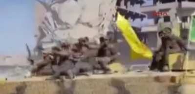 ABD, Suriye'den çıkmayacağını açıkladı