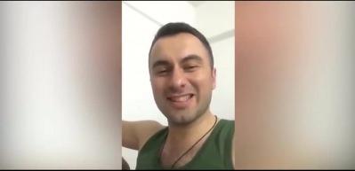 Ağzıyla terörist tarayan asker sosyal medyayı salladı!