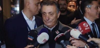 """Ahmet Nur Çebi: """"Umarım başarıyı bir sonraki turda devam ettirebiliriz"""""""