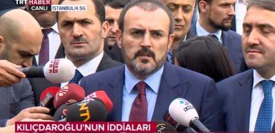 AK Parti'den seçim ittifakı açıklaması