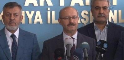 AK Parti'den son dakika istifa açıklaması!