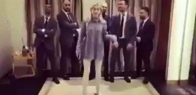 Aleyna Tilki'den Gomis'e özel video!