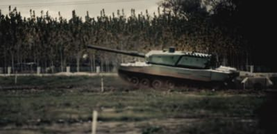 Altay tankı tanıtım videosu
