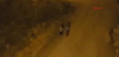 Ankara sahura çocuk davulcularla kalktı