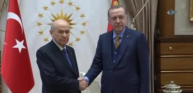 Ankara'da sıcak dakikalar! Tarihi zirve başladı