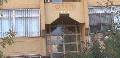Apartman sakinlerinin 'FG' isyanı