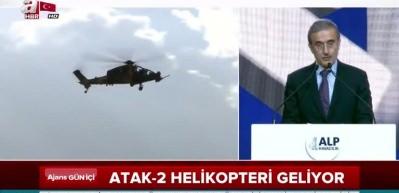 Atak-2 Helikopteri Geliyor