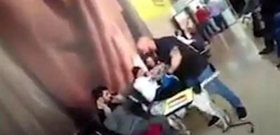 Avusturya polisi Türk yolcuları köpeklerle aradı!