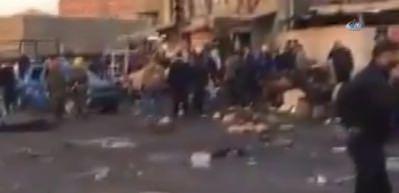 Bağdat'ta çifte saldırı: 16 ölü