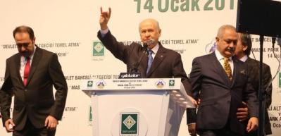 Bahçeli: Türkiye için 3. dönem başlıyor