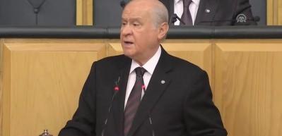 Bahçeli'den CHP'ye Atatürk eleştirisi