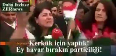 Barzani yandaşlarının Kerkük isyanı