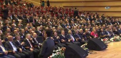 Başbakan Yıldırım temel atma töreninde konuştu