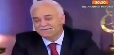 Nihat Hatipoğlu'nu güldüren ve şaşırtan soru