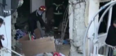 Batum'da patlama: 7 yaralı