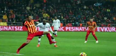 Beşiktaş ligde yine kayıp