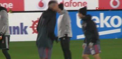 Beşiktaş, Porto maçının hazırlıklarını tamamladı