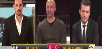 Beşiktaş'ın golleri sonrası GS TV'nin tepkisi