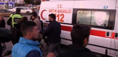 Bodrum'da trafik kazası: 1 yaralı