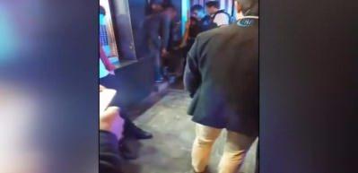 Brüksel'de taciz iddiaları üzerine 2 kişiye linç girişimi