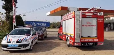 Bursa'da trafik kazası: 9 yaralı