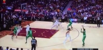 Celtics'te Gordon Hayward'ın ayağı böyle kırıldı!
