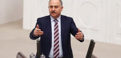 CHP'li Gök, Meclis'te Abdülhamit'e dil uzattı