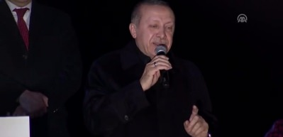 Cumhurbaşkanı Erdoğan: Artık eskisi gibi olmayacak