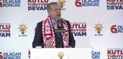 Cumhurbaşkanı Erdoğan: Paçavraya çevireceğiz