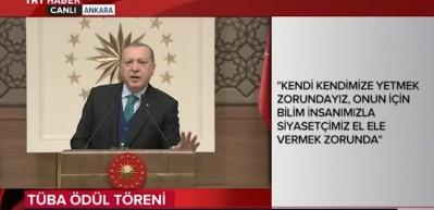 Cumhurbaşkanı Erdoğan: Rekor kıracağız!