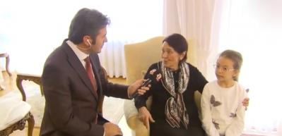Cumhurbaşkanı Erdoğan'ı, öğretmeni anlattı