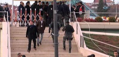 Cumhurbaşkanı Erdoğan'ın korumaları milli tüfeği kullanmaya başladı