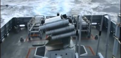 Denizaltı Savunma Harbi Roketi Ve Atıcı Sistemi (DSH)