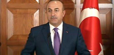 Dışişleri Bakanı Çavuşoğlu'ndan Lübnan açıklaması