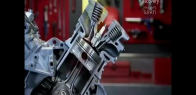 Dört zamanlı motor nasıl çalışır?