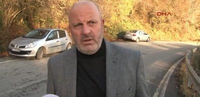 Beykoz'da otomobil uçuruma yuvarlandı : 1 ölü