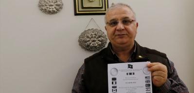 Emekli binbaşı NATO'dan aldığı madalyayı iade etti